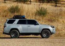 2021 Toyota 4Runner Limited 2WD Color Change