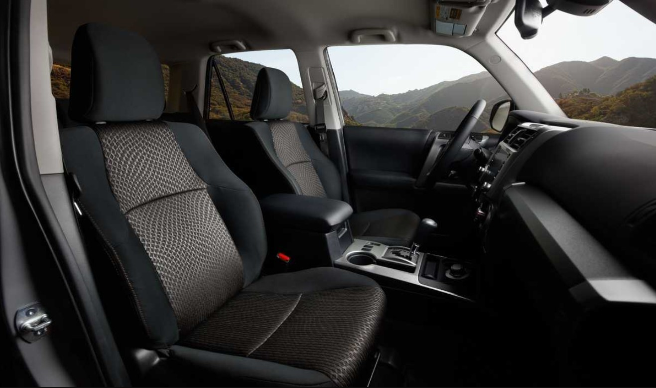 2021 Toyota 4Runner Limited 2WD Interior
