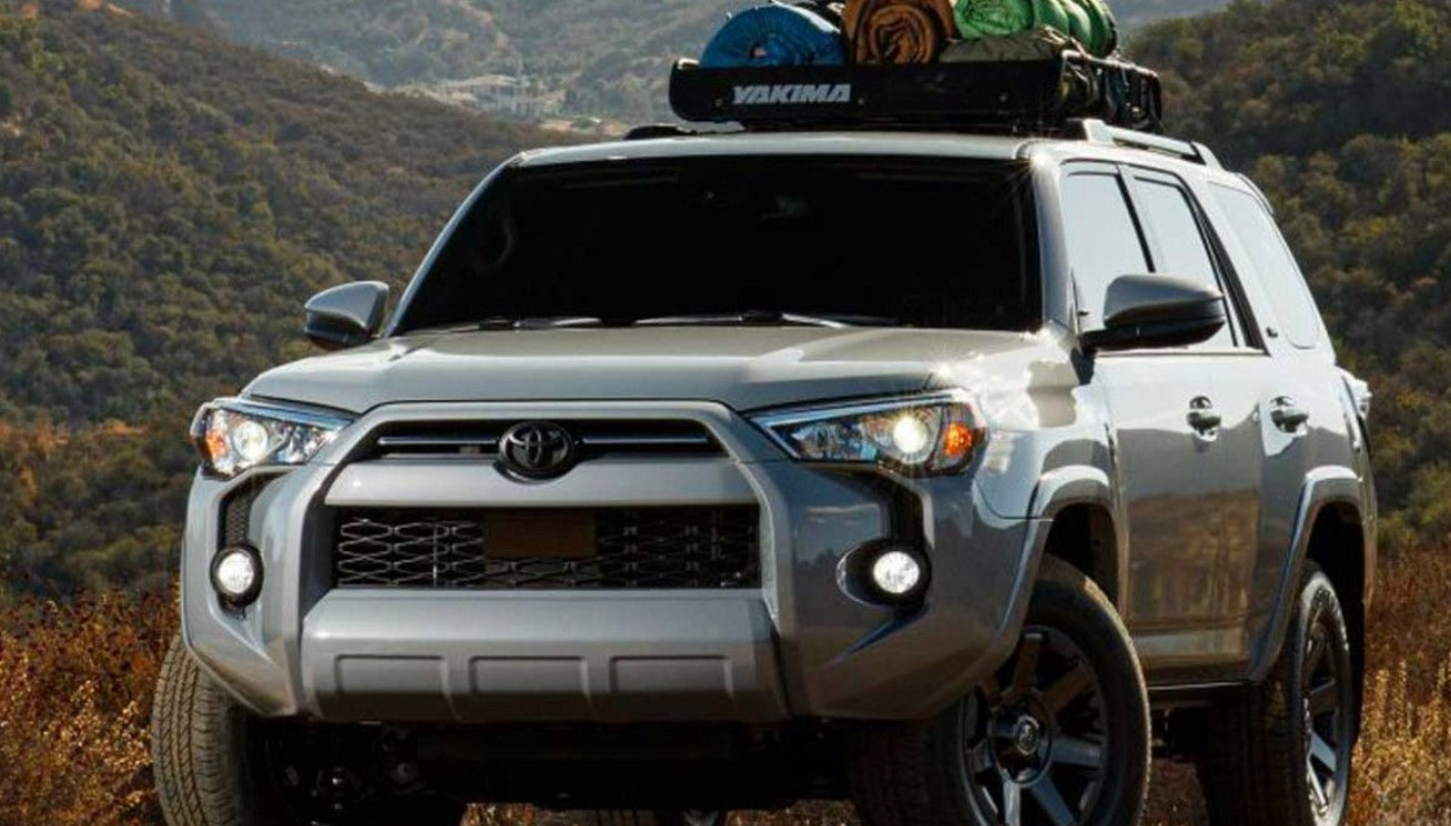 2021 Toyota 4Runner Limited 2WD Performance