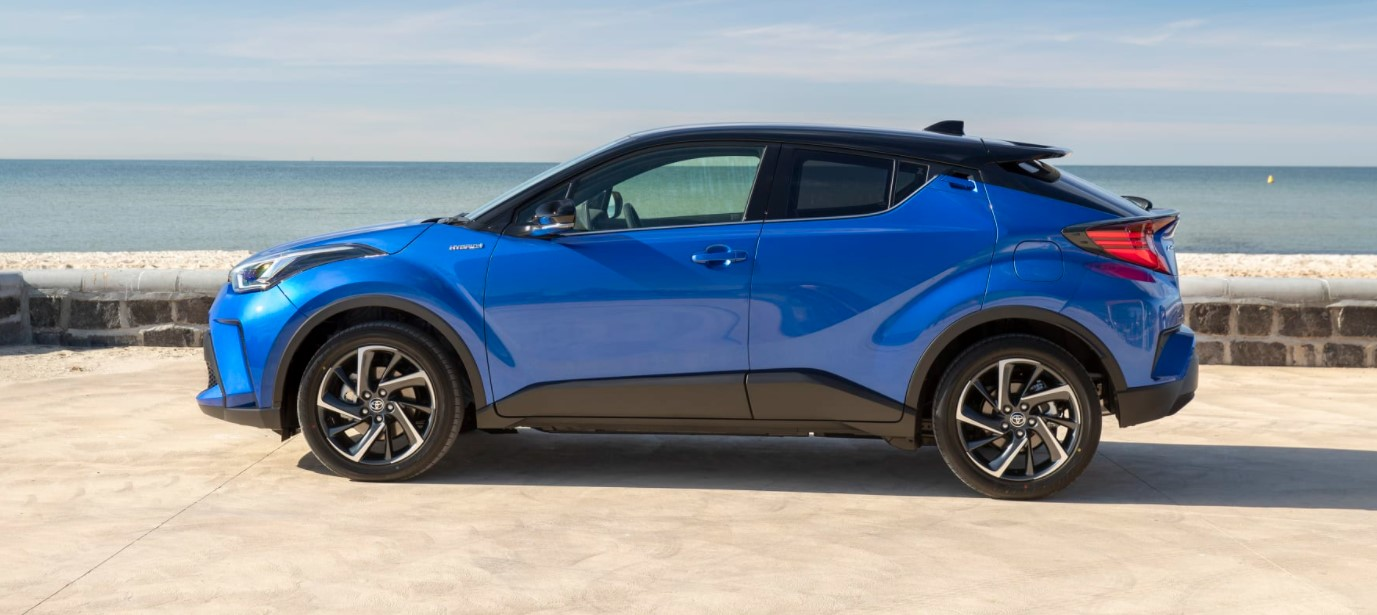 2021 Toyota C-HR Limited FWD Release Date