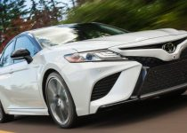 2021 Toyota Camry Coupe Configurations