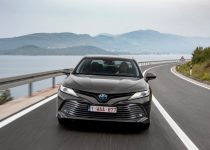 2021 Toyota Camry Hybrid Release Date
