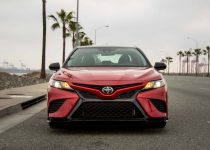 2021 Toyota Camry TRD Specification