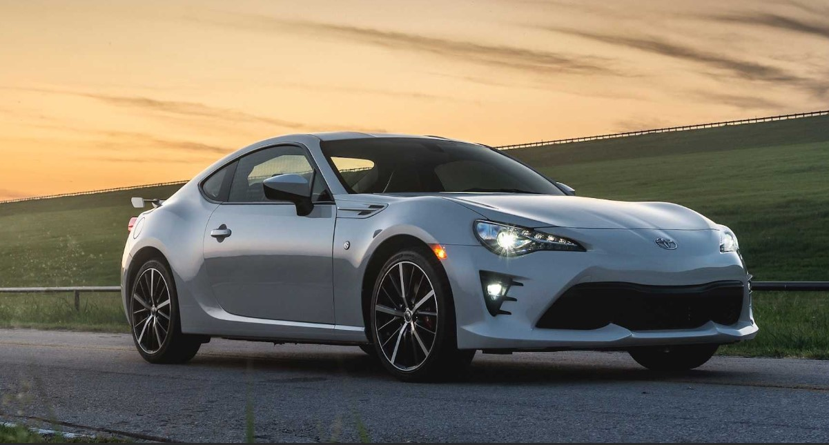 2021 Toyota GT 86 Coupe Redesign