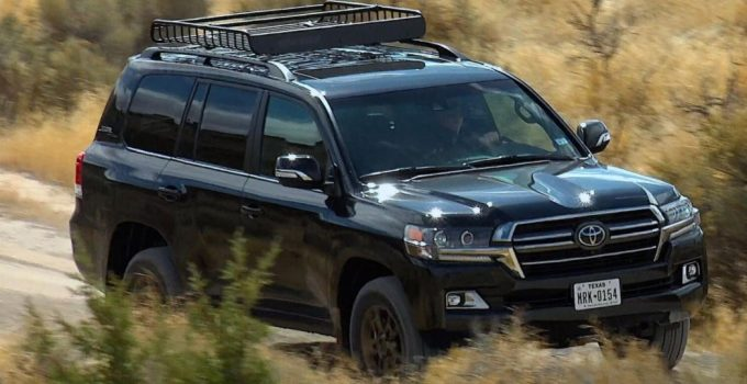 2021 Toyota Land Cruiser TRD Pro Release Date