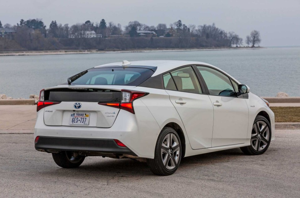 2021 Toyota Prius Specifications Changes
