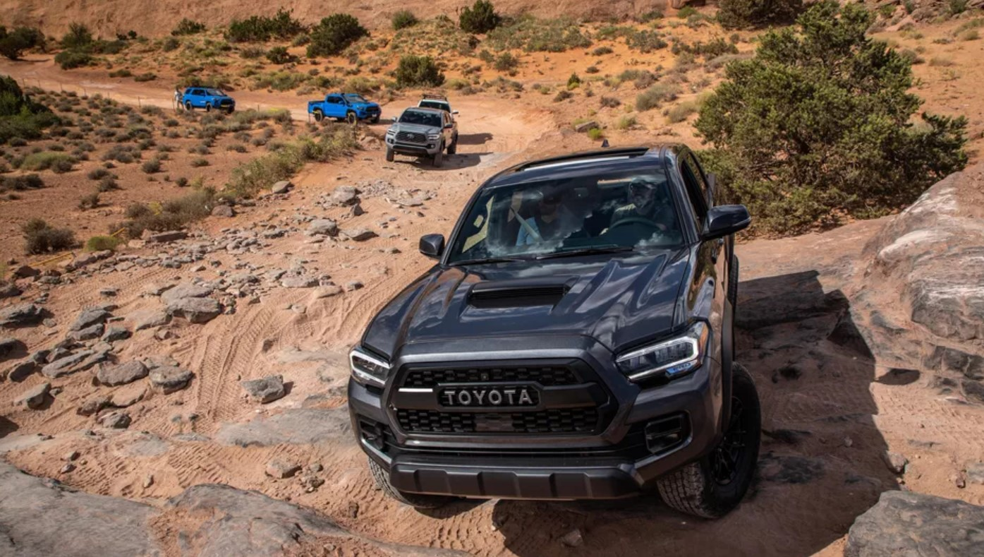 2022 Toyota Tacoma Diesel Color Options
