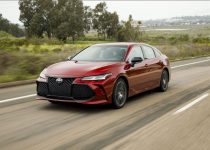2021 Toyota Avalon Release Date