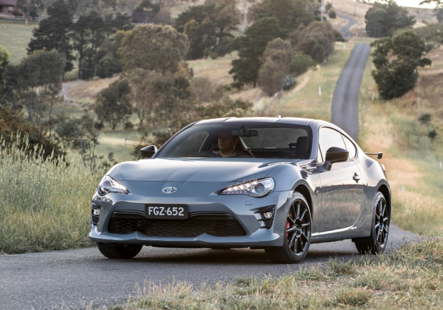 2022 Toyota 86 GTS Specification