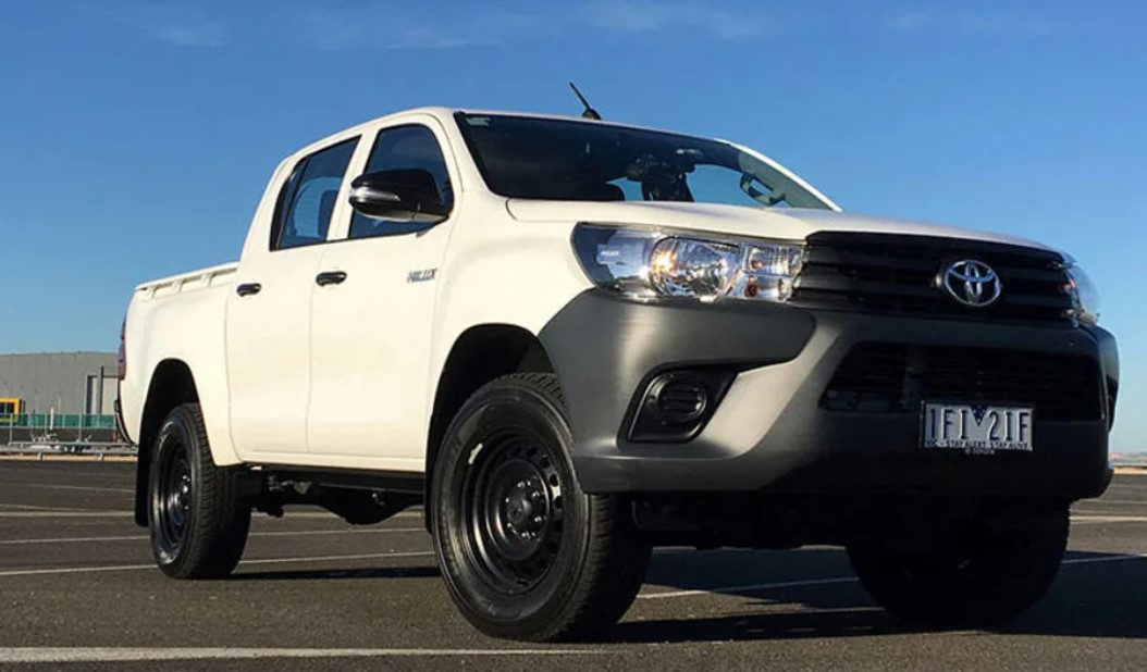 2022 Toyota HiLux Workmate Release Date