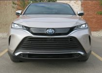 2022 Toyota Venza XLE Specification