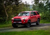 2022 Toyota 4Runner TRD Off-Road Release Date