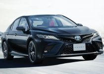 2022 Toyota Camry Premier Color