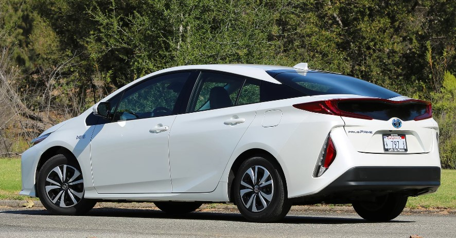 2022 Toyota Prius Limited Colors