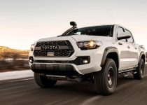 2022 Toyota Tacoma Release Date
