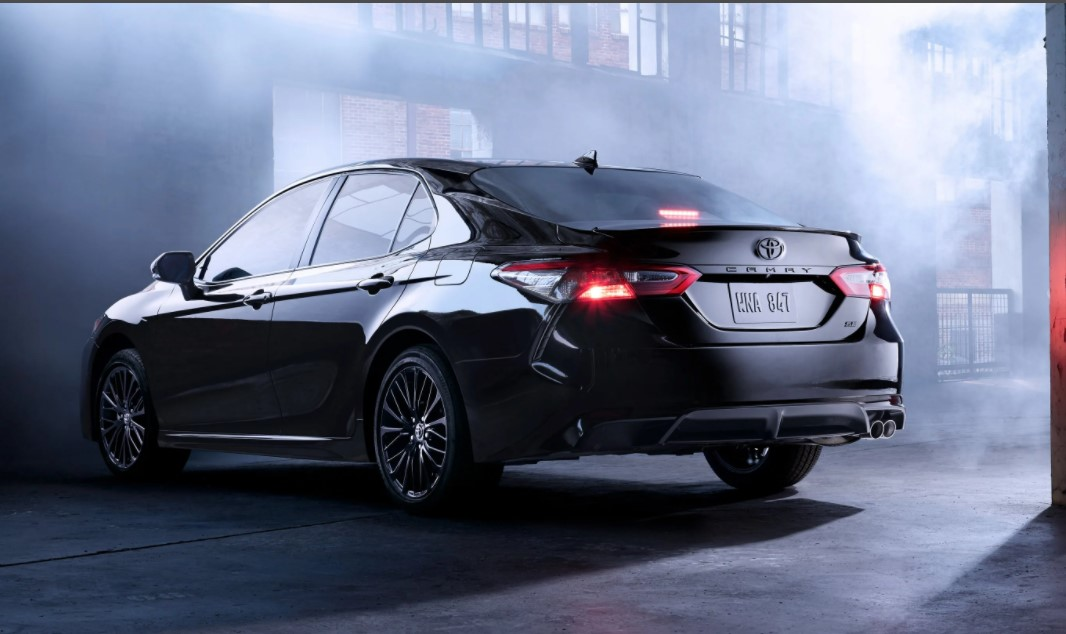 2022 Toyota Camry Specification