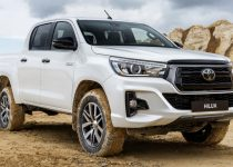 2022 Toyota Hilux Redesign