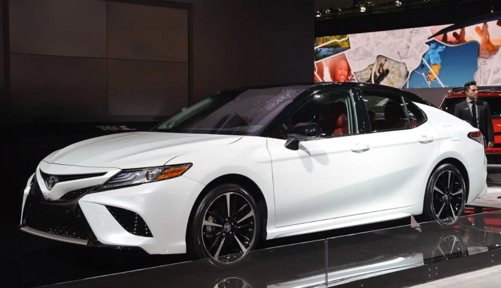 2022 Toyota Camry SE Release Date