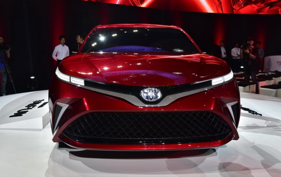 2022 Toyota Camry Specification Change