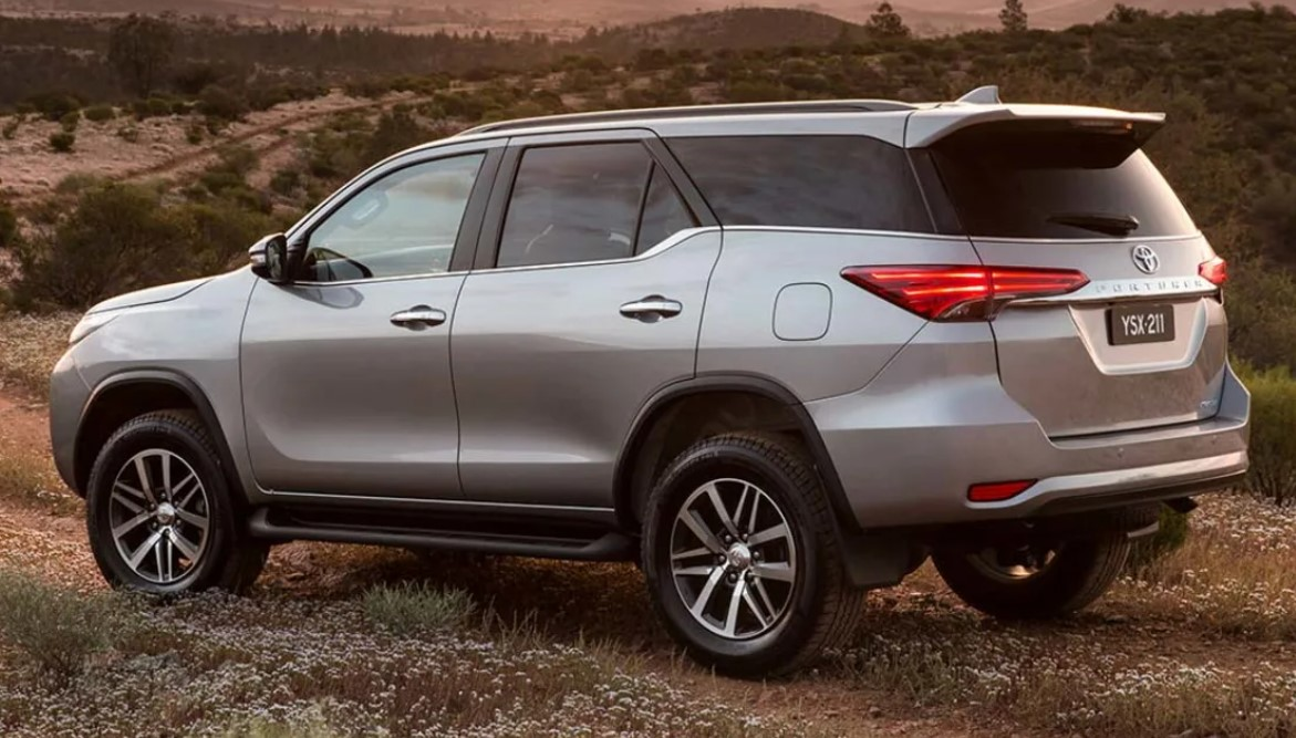2022 Toyota Fortuner Specification