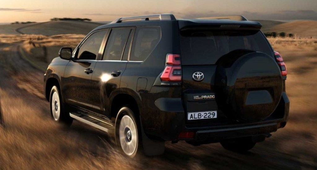 New 2022 Toyota Land Cruiser Color Option, Release Date ...