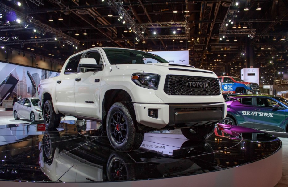 2022 Toyota Tundra Limited Release Date