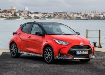 2022 Toyota Yaris Limited Color