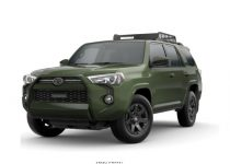 2022 Toyota 4Runner Army Green Release Date