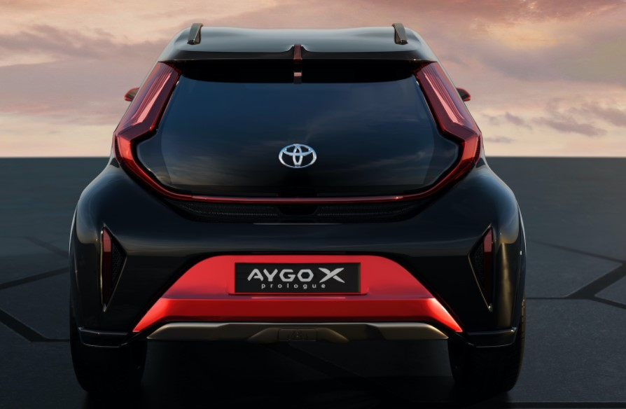 2022 Toyota Aygo X-Prologue Specification