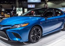 2022 Toyota Camry Color Options