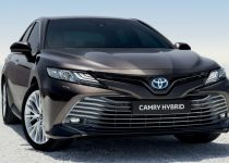 2022 Toyota Camry Hybrid Release Date