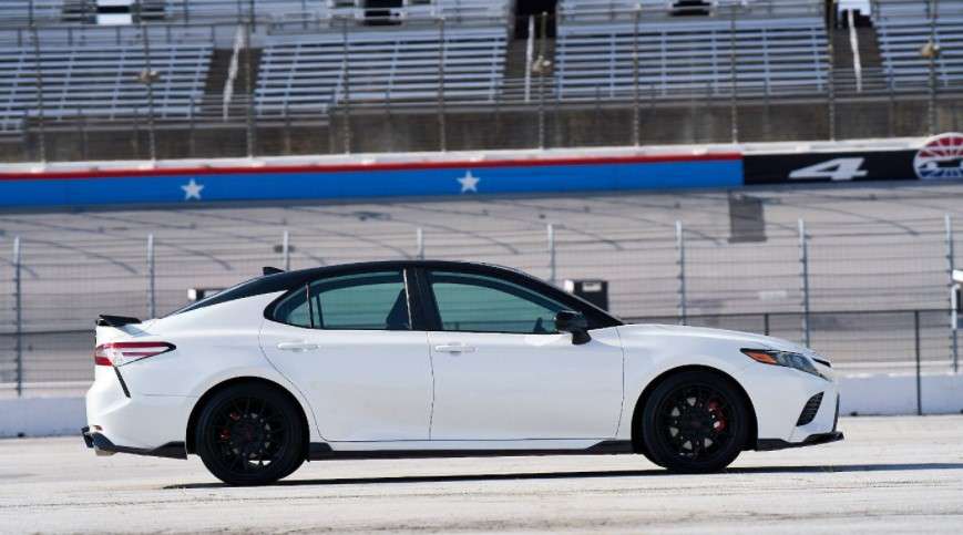 2022 Toyota Camry TRD Redesign