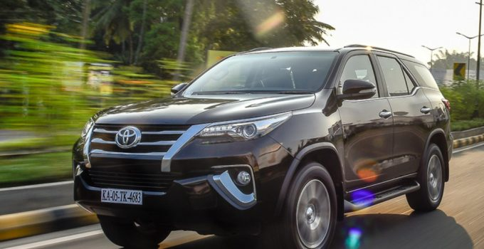 2022 Toyota Fortuner Release Date