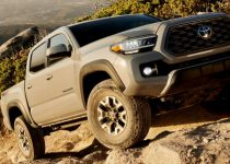2022 Toyota Tacoma TRD Off-Road Release Date
