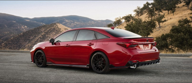 2022 Toyota Avalon TRD Release Date