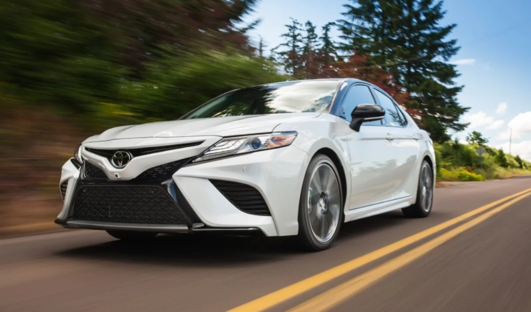 2022 Toyota Camry Release Date
